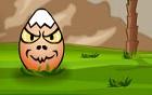 Renkli Yumurtaları Kır